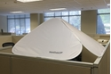 CubeShield White Back View